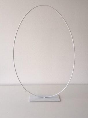 ei frame wit 47 cm